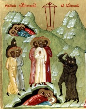 Persecution of Christians in Soviet Russia