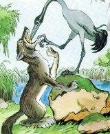 Feminism's Falsehoods vs. Aesop's Authenticity – The Wolf and theCrane