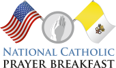 National Catholic Prayer Breakfast logo