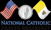 National Catholic Prayer Breakfast logo